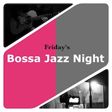 bossa jazz night